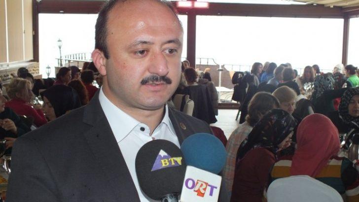 İsmail Çelenk'den 10 Aralık Dünya insan hakları günü açıklaması..