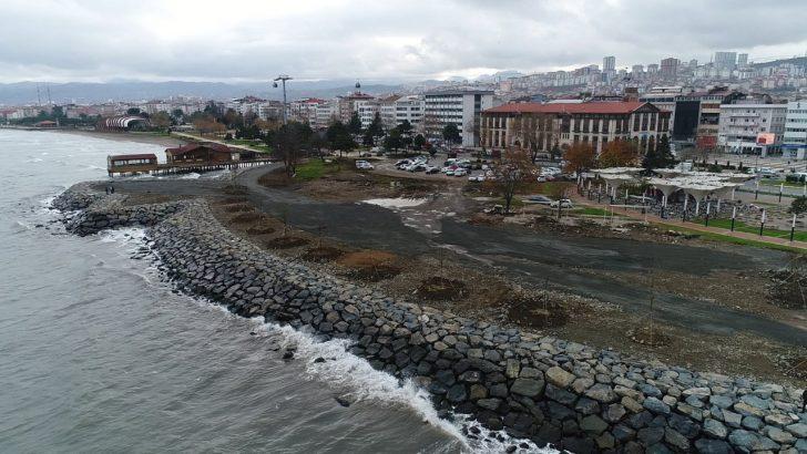 Ordu Ayışığı Yeni Bir Meydan ve Otopark Alanı Olacak