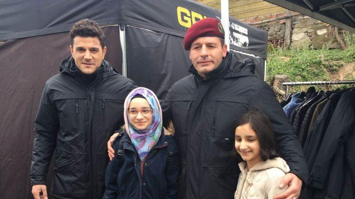 Vali Yavuz, İki Şehit Çocuğunun Daha Hayalini Gerçekleştirdi
