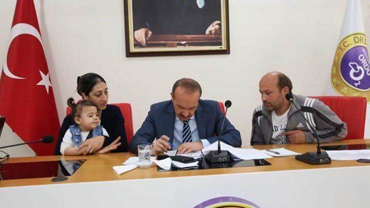 Vali Yavuz, Vatandaşları Dinledi