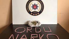 Ordu'da Polis Kaçan Zanlıyı  Vurdu