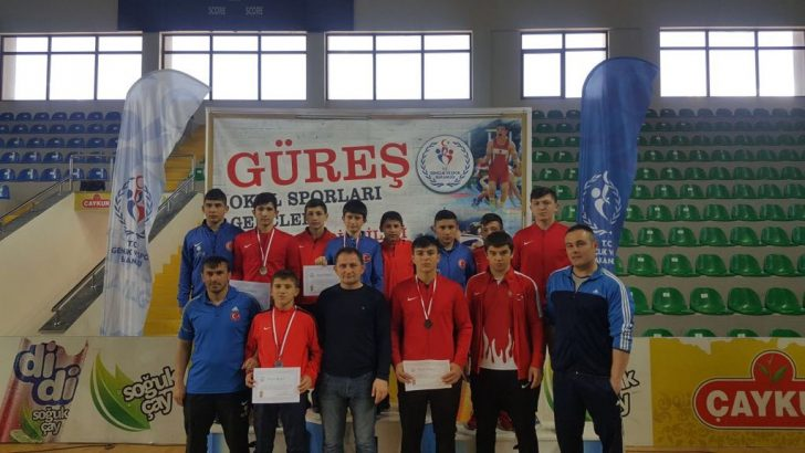Ordulu Sporcular Türkiye Şampiyonasında Derece Aldılar