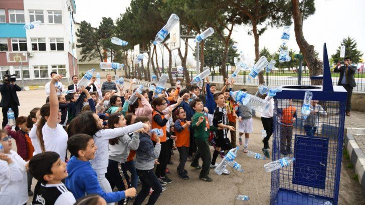 Altınordu Belediyesi'nden 'Sıfır Atık Projesi'ne Büyük Katkı
