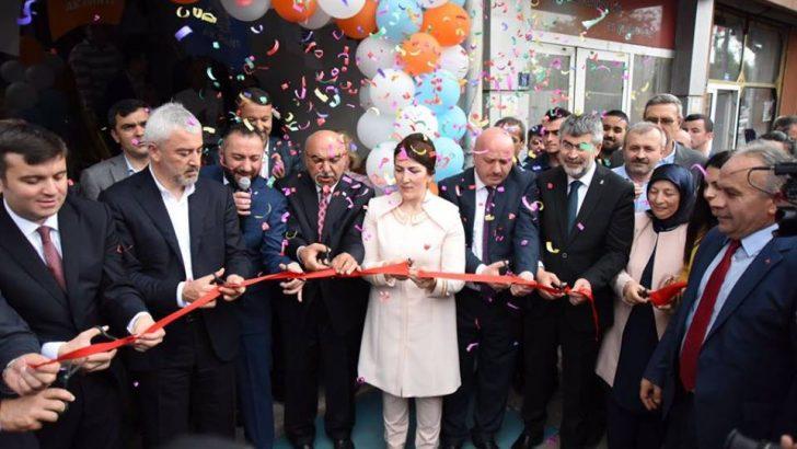 Ordu Milletvekili Adayı Dr. Şenel Yediyıldız'a Görkemli Karşılama