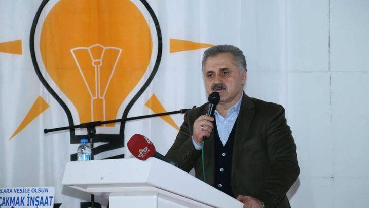 Eyüp Fatsa Milletvekili aday adaylığını açıkladı.