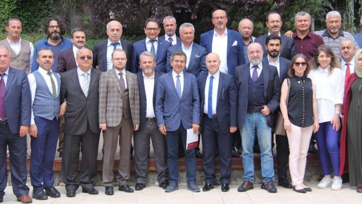 Anadolu Medyası Çalıştayı  Ankara'da Gerçekleştirildi