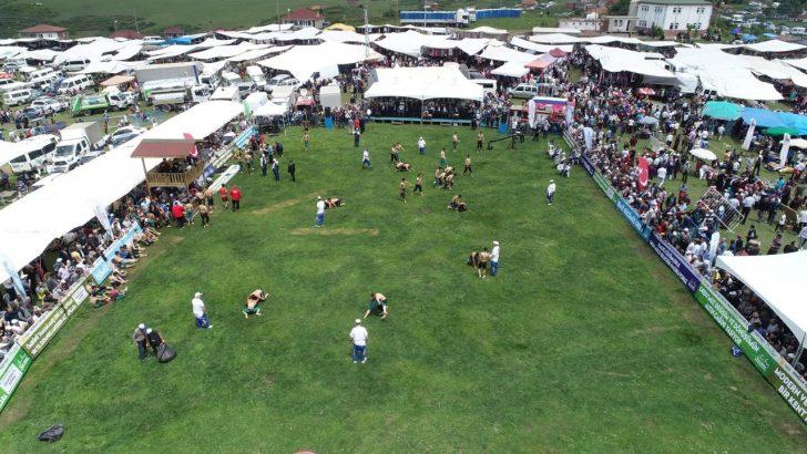 22. Orman Gülü Kültür ve Sanat Festivali Düzenlendi