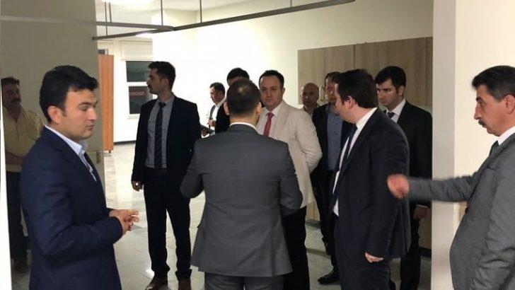Yeni Korgan Devlet Hastanesi Binasında Sona Yaklaşıldı.