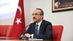 Vali Yavuz, TRT Trabzon Radyosu'nun Program Konuğu Oldu
