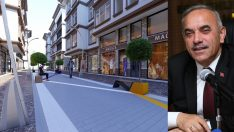 Başkan Tekintaş Osmanpaşa'yı Çok Özel Bir Caddeye Dönüştüreceğiz