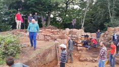 Gündoğdu'dan Kurul Kalesi Kazılarına Destek