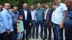 Milletvekili Şenel Yediyıldız'dan fındık açıklaması
