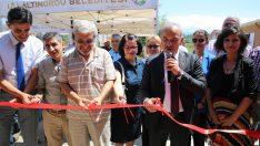 Altınordu Belediyesi Temizlik İşleri şantiyesi hizmete açıldı!