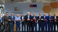 Arım, Balım, Peteğim Projesi Kapsamında Yapılan 'Ortak Kullanım Tesisi' Hizmete Açıldı