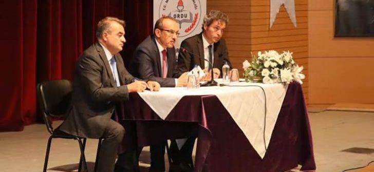 Vali Yavuz, Okul Aile Birliği Başkanlarıyla Bir Araya Geldi