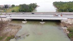 Cevizdere Köprüsü Bugün Trafiğe Açılıyor
