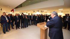 Gurbetten Sılaya Hüsn-Ü Hat Sergisi Ünye'de Açıldı
