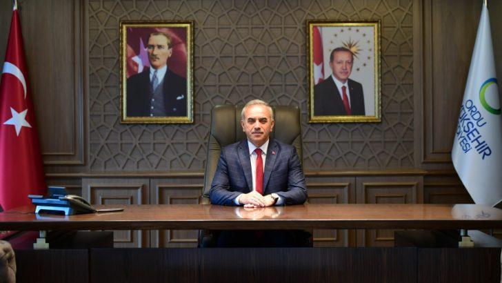 Başkan Tekintaş, Hizmet Çıtamızı Daha Yukarılara Taşımak İçin Samimiyetle Çalışacağız