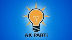 AK PARTİ ORDU İL TEŞKİLATI BELLİ OLDU!