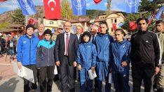 Atatürk'ün Anma Yol Koşusu, Mesudiye'de Yapıldı