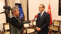 DHA  Muhabiri Gazeteci Kovan'a Ölüm Tehdidi
