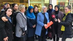 Ak Kadınlar Ordu'dan Seslendi, Yemen için sessiz kalma!