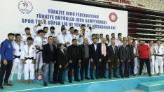 Büyükşehir Belediyespor Judo Takımı Süper Lige Yükseldi