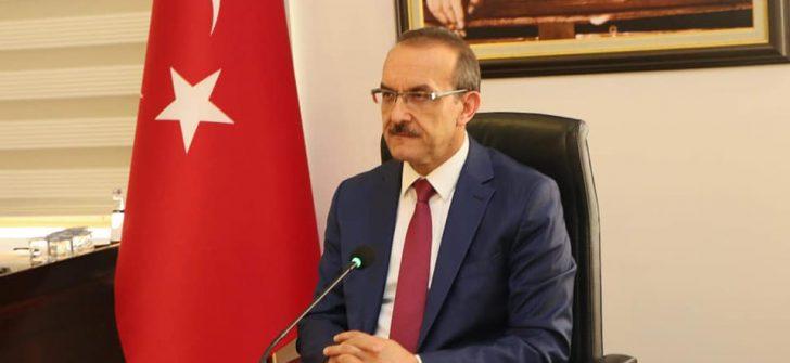 Vali  Yavuz'un 18 Mart Şehitleri Anma ve Çanakkale Zaferi Mesajı