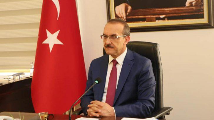 Vali Seddar YAVUZ'un 29 Ekim Cumhuriyet Bayramı Kutlama Mesajı