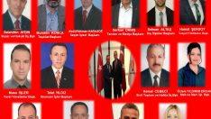 Ak Parti Ordu İl Yürütme Kurulu Üyeleri Belirlendi