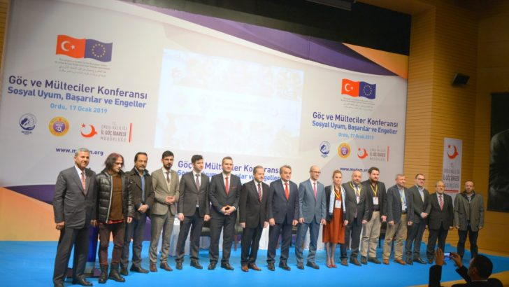 Göç ve Mülteciler Konferansı Düzenlendi