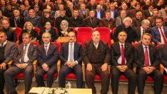 Vali Yavuz, Yılının ilk Muhtarlar Toplantısını Gerçekleştirdi.