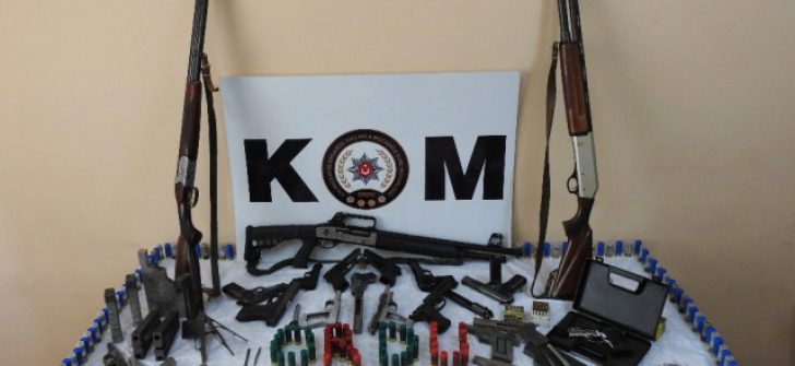 Ordu'da Kaçakçılık ve Organize Suçlara Ağır Darbe Vuruldu