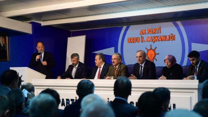 Recep Akdağ, Bu Seçim Bekâ Seçimidir