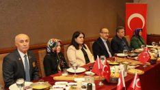 Vali Yavuz, Gaziler ve Aileleriyle Kahvaltı Programında Birarada Oldu