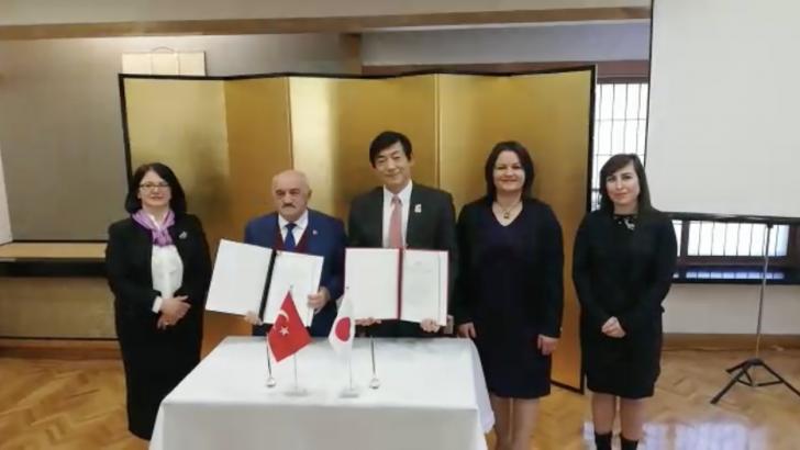 JAPONYA-ALTINORDU İŞBİRLİĞİ İLE MOBİL SAĞLIK ARACI KAZANDIRILDI
