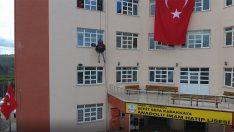 Ordu'da Deprem, Yangın ve Tahliye Tatbikatı Yapıldı
