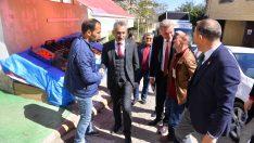 Dr. Mustafa Adıgüzel, Saadetin adayı da bana çalışıyor.