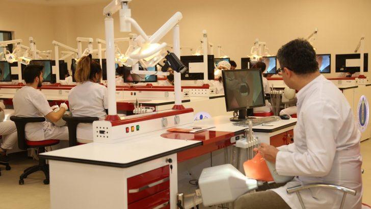 ODÜ Diş Hekimliği, Son Teknolojik Sistemle Çalışıyor