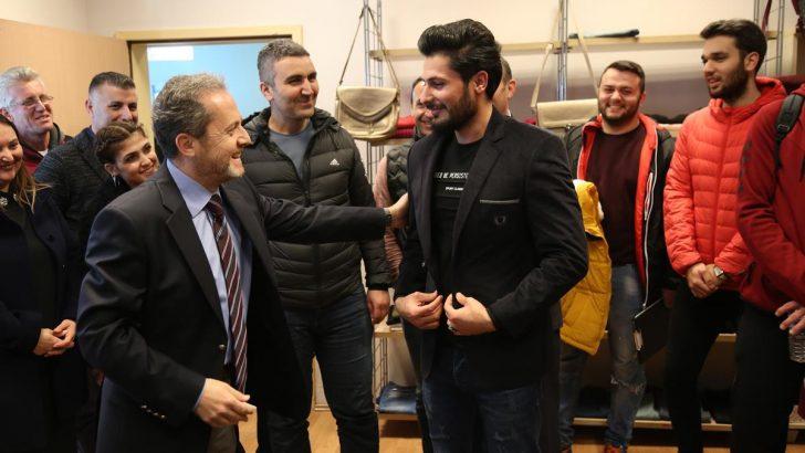 ODÜ'de Giysi Dünyası Mağazasının Açılışı Gerçekleştirildi