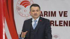 Tarım ve Orman Bakanı Pakdemirli Ordu'ya Geliyor