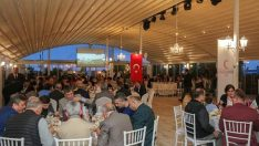 Vali Yavuz, Kızılay Yüz Akımızdır