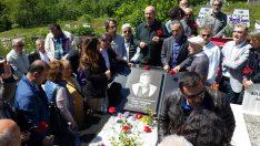 Fatsa Eski Belediye Başkanı Fikri Sönmez mezarı başındaki anıldı