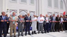 Diyanet İşleri Başkanı Erbaş, Camii Açılışlarına Katıldı