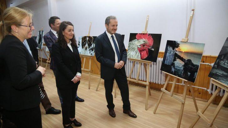 Ulubey MYO Fotoğraf Sergisi Gerçekleştirdi.