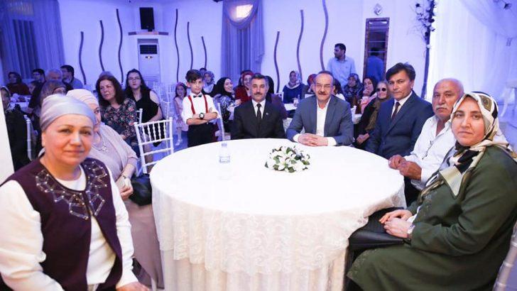 Vali Seddar Yavuz, Gazi Ailelerinin Sünnet ve Düğün Merasimlerine Katıldı