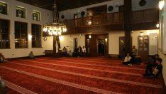 Hz. Bilal Camii'nde Çalışmalar Tamamlandı