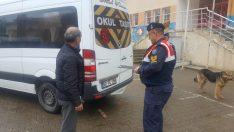 Ordu'da Jandarma Denetimlerde Kaçakları Yakaladı