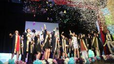 Ordu Üniversitesi Tıp Fakültesinde mezuniyet heyecanı