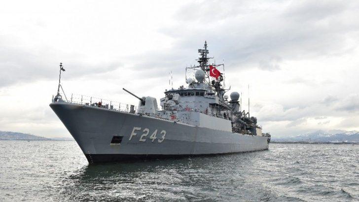 TCG Yıldırım Gemisi Ordu Limanı'nı Ziyaret Edecek